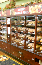 Bakery displays & fixtures