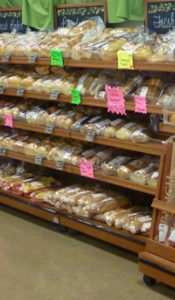 Bakery display cases, service counters - bakery checkout counters, bakery store fixtures